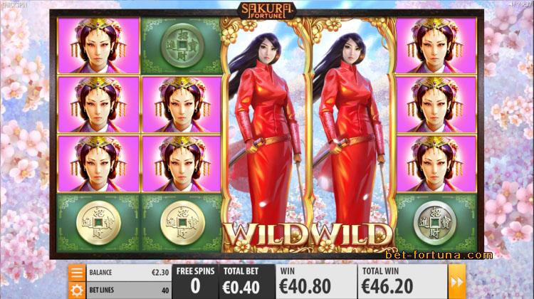 играть в sakura fortune автомат